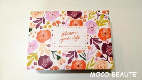 mylittlebox2009外箱